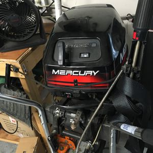 Merc 9.9 Four Stroke for Sale in Puyallup, WA