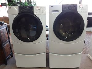 Kenmore Elite GAS Dryer and Electric Washer for Sale in St. Louis, MO