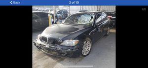 Bmw 750i parts for Sale in Orlando, FL