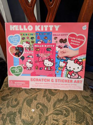 Hello kitty sticker set for Sale in Bethpage, NY