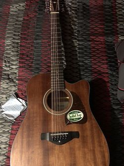 Ibáñez 12 String Guitar Electric/acoustic for Sale in Hayward,  CA