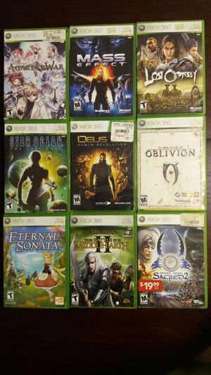 XBOX 360 Games for Sale in Winter Park, FL