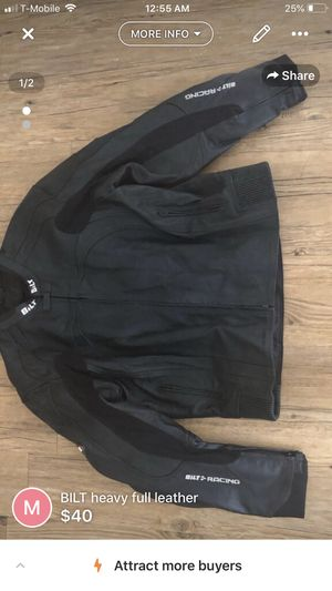 BILT motorcycle jacket for Sale in Fresno, CA