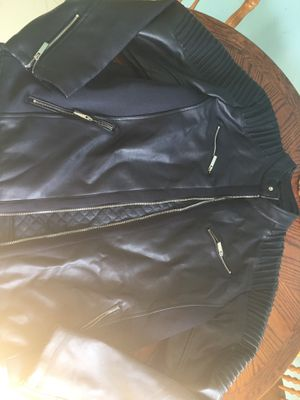 Leather jacket for Sale in Manton, MI