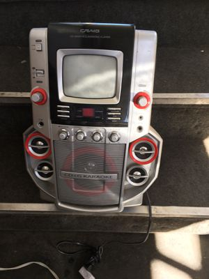 Karaoke Player for sale for Sale in Covina, CA