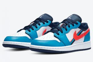 "Air Jordan 1 Low ""Game Time"" GS size 7Y (fits Women's 8.5) **DEADSTOCK for Sale in Lynnwood, WA"