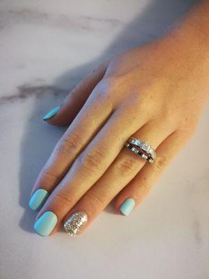 Stunning Wedding Ring for Sale in Kennewick, WA