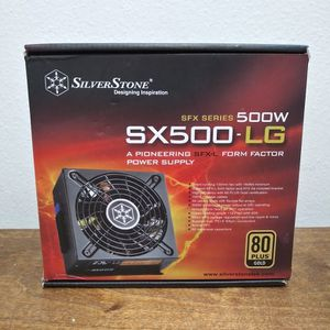 SilverStone SX500-LG 500W SFX Power Supply for Sale in Bellevue, NE