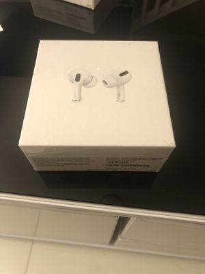 AirPods Pro brand new for Sale in North Lauderdale, FL