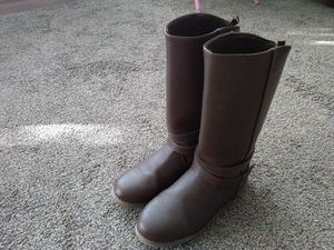 Girls boots size 3 for Sale in Buffalo Grove, IL