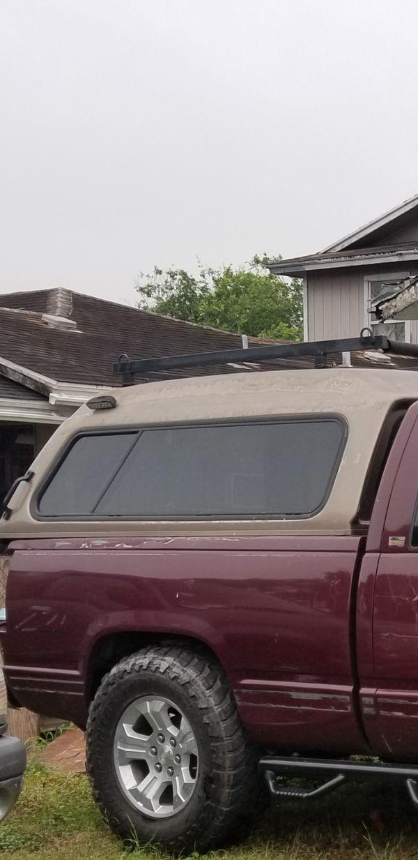 Chevy camper