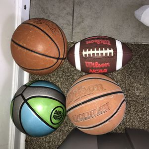 Sport Balls for Sale in Capitol Heights, MD