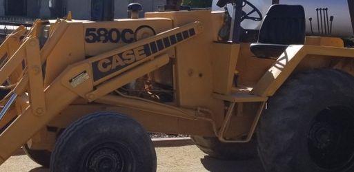 Case Backhoe Tractor for Sale in Waddell,  AZ