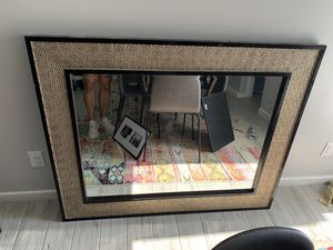 Living Spaces wall mirror for Sale in Phoenix, AZ