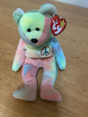 Peace Beanie Baby for Sale in Vacaville, CA