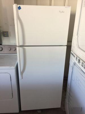 Whirlpool Top Freezer Refrigerator for Sale in San Luis Obispo, CA