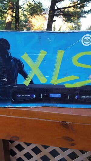Crown xls 1002 350 watt power amplifier for Sale in Buckeystown, MD