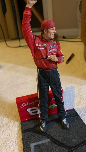 Dale Earnhardt Jr Mcfarlane Toys Action Figure for Sale in Fresno, CA