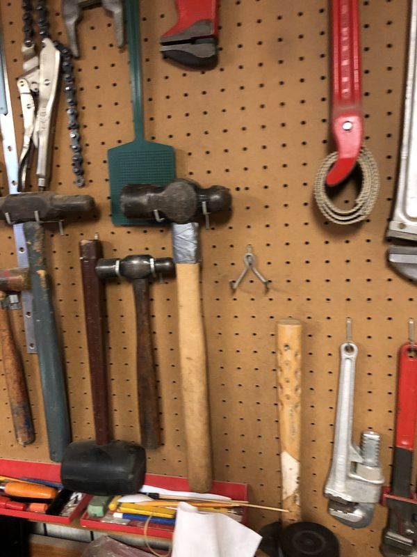 Tools plus Tools, and more Tools still available