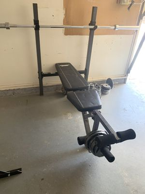 Weight bench for Sale in Antioch, CA
