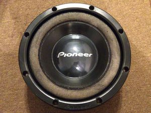 """12"""" Pioneer TS-W305 DVC subwoofer for Sale in Fort Myers, FL"""