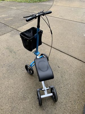 Knee Scooter like new! for Sale in Battle Ground, WA