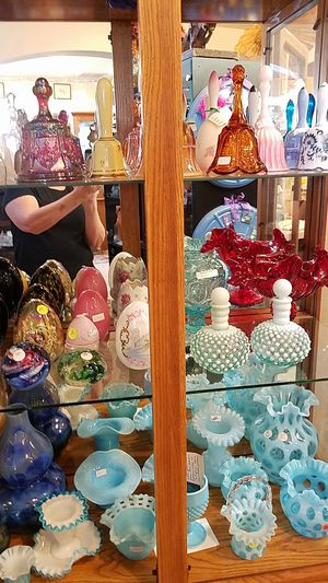 Glass Bells, Eggs,vases, collection for Sale in Hillsboro, OR