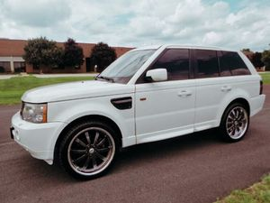 Leather seats//// 2006 Range Rover Sport for Sale in Pinedale, WY