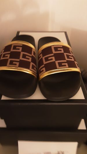 GUCCI SLIDES for Sale in Downey, CA