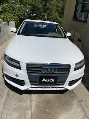 Audi A4 2011 White 2.0 for Sale in Los Angeles, CA