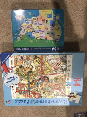Kid's Puzzles for Sale in Silver Spring, MD