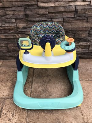 LIKE NEW SAFETY FIRST BABY WALKER for Sale in Colton, CA