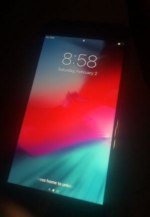 Unlocked iPhone 7 Plus 256GB for Sale in Houston, TX