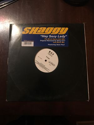 Hey Sexy Lady - Shaggy (Vinyl) for Sale in Cleveland, OH