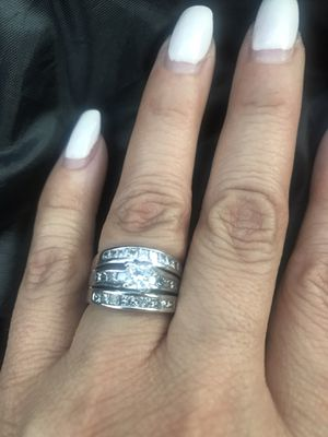 3 ring wedding ring for Sale in Chula Vista, CA