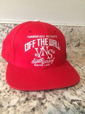 Vintage Vans Starter Hat for Sale in Valdosta, GA