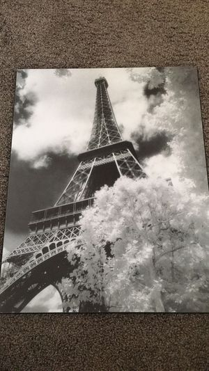 Eiffel Tower painting for Sale in Parma, OH