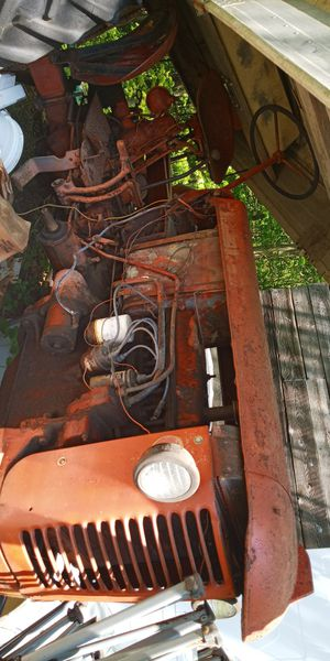 1942? Case VAC 22hp for Sale in Windsor, NY