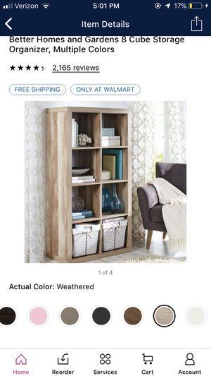 Better Homes Storage Shelves and Storage Bins for Sale in Birmingham, AL