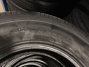 New tire 205/90D15 trailer for Sale in Pasadena, TX