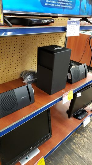 Bose 5 piece Home Stereo system for Sale in Chicago, IL