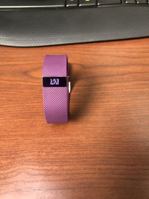FitBit Charge HR - Small for Sale in Harleysville, PA