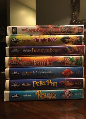 Disney VHS Originals Black Diamond for Sale in Chicago, IL