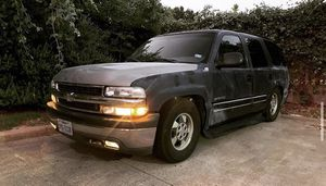 2001 Chevy Tahoe for Sale in Taylor, TX