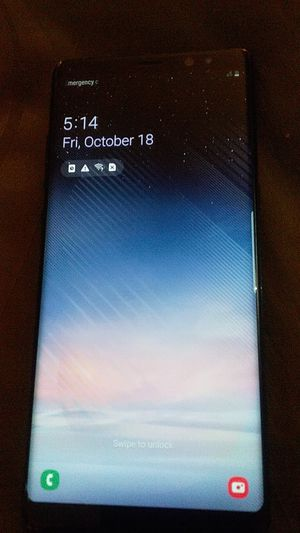 Sprint s8 used in great condition uncollected for Sale in Seattle, WA