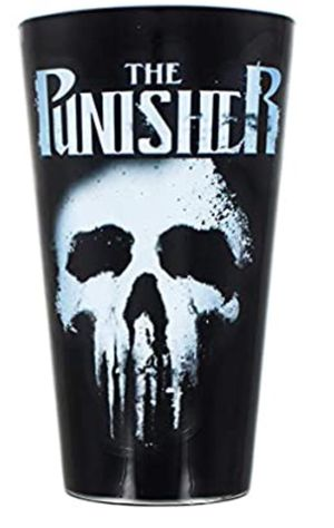 Marvel Punisher Drinking Glass for Sale in Stevens Point, WI