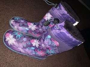 Girl Snow Boots for Sale in Anaheim, CA