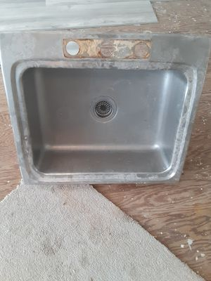 Stainless steel kitchen sink for Sale in Fort Lauderdale, FL