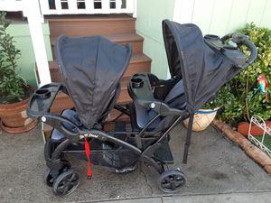 Baby doble stroller/carreola doble for Sale in Norwalk, CA