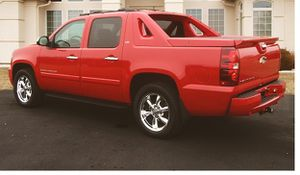 Serious Seller 2008 Chevrolet Avalanche Luxury AWDWheels for Sale in Evansville, IN